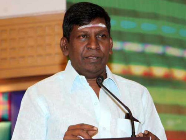 Each Student Must be Abdulkalam - Vadivelu