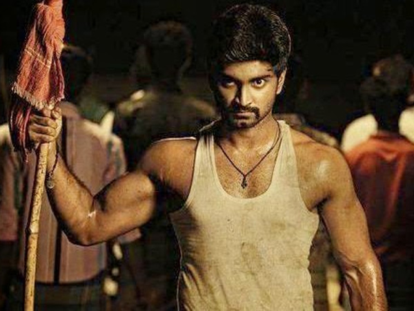 Why Atharva accepts Sandi Veeran?