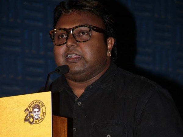 Music director Imman doesn't know the meaning for VSOP!