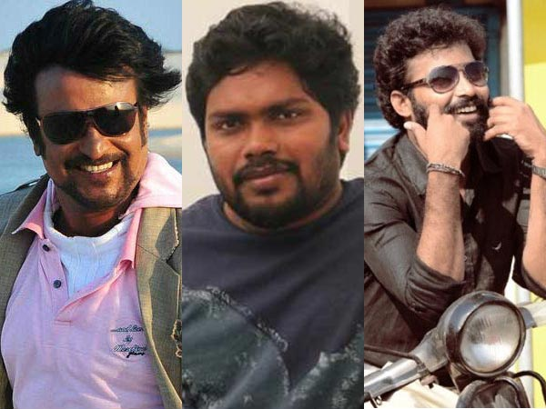 Attakathi Dinesh in Rajini - Ranjith movie