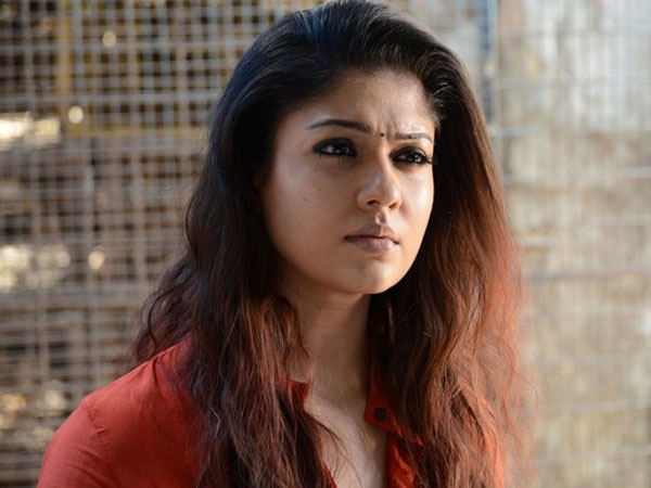 Nayanthara tries to revive her career in Tollywood