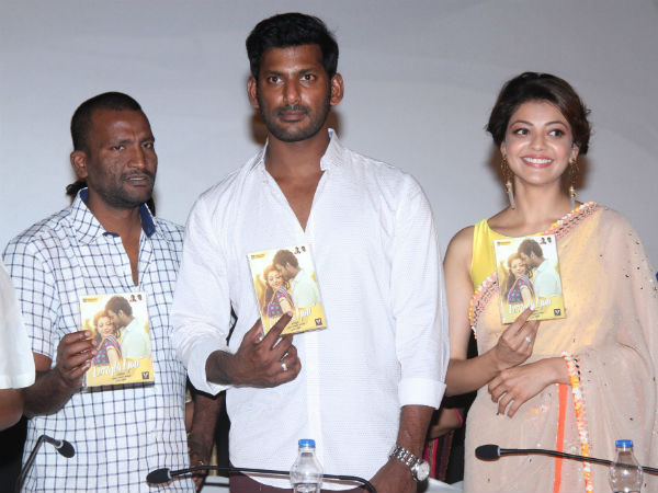 Dont politicise my speeches, says Vishal