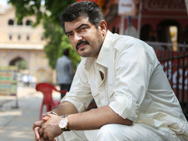 Ajith's new movie to release on Diwali