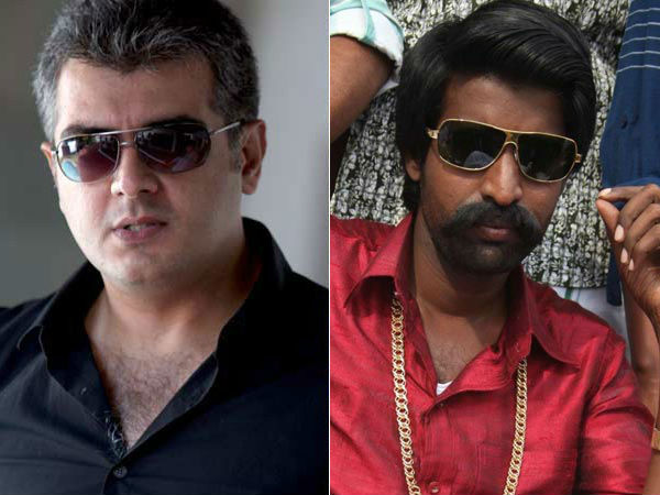 Ajith's advice to Soori