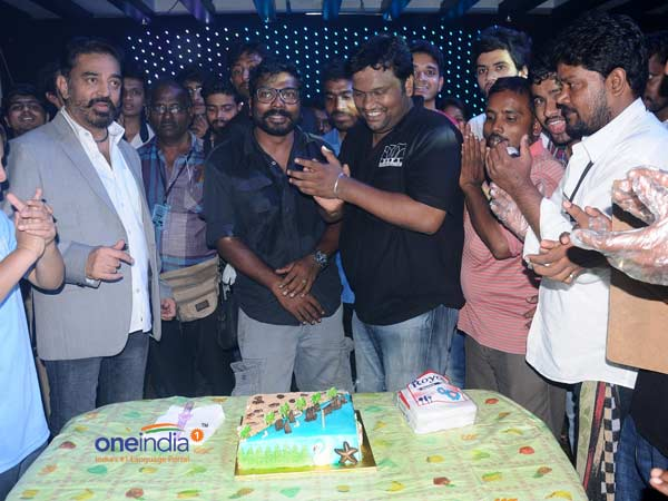 Thoonga Vanam shooting completed