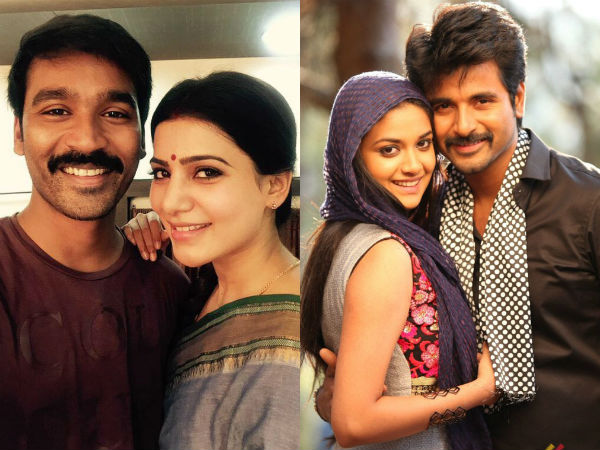 VIP 2 vs Rajinimurugan on October 2