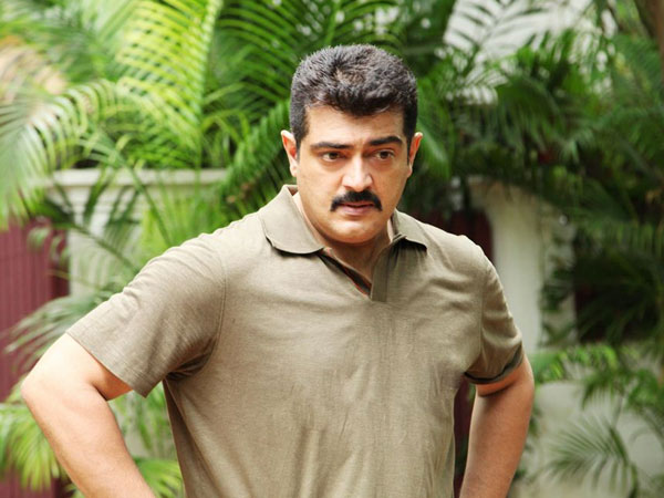 Ajith 56 talkie potion shooting over