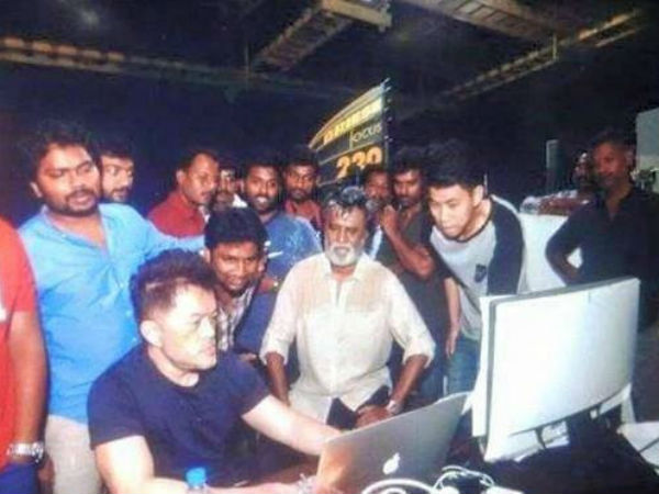 kabali First schedule Start in Chennai