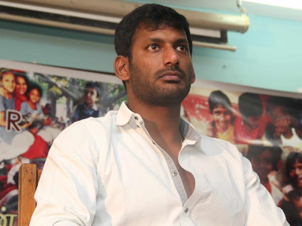 Vishal to Contest in Nadigar Sangam Elections