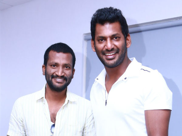Vishal and Suseendhiran to conduct acting workshop for college students