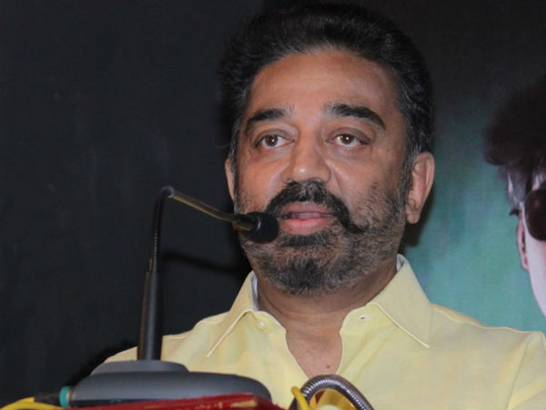 Kamal's new decision in movie shooting
