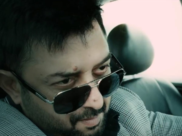 Arvindswamy not willing to continue villain roles