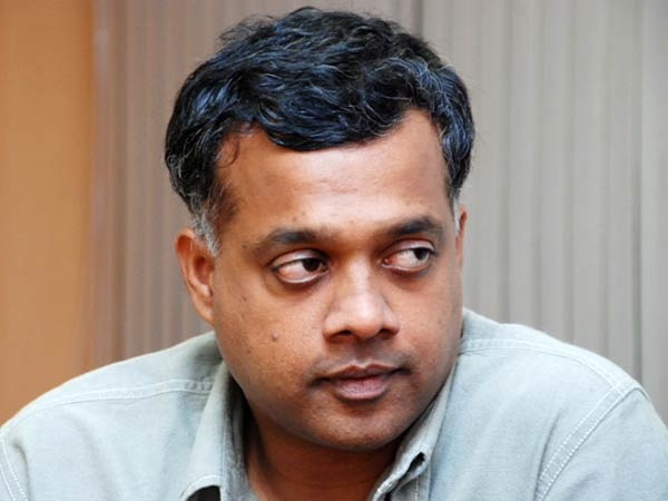 Director Raja Has Arrived - Says Gautham Menon