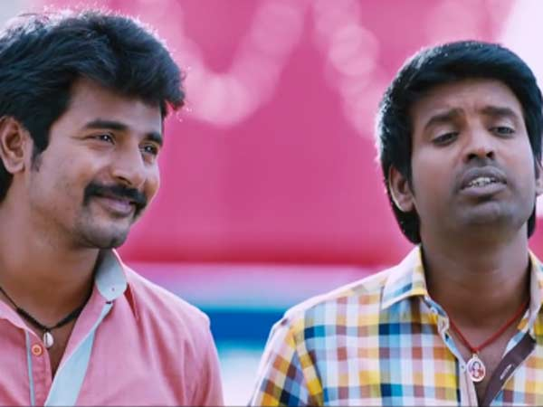 Clean U for Rajinimurugan
