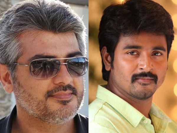 I Have Started Seeing Myself as a Different Person after Meeting Ajith - says Sivakarthikeyan