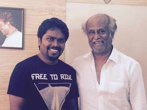 Kabali shooting from Tomoroow