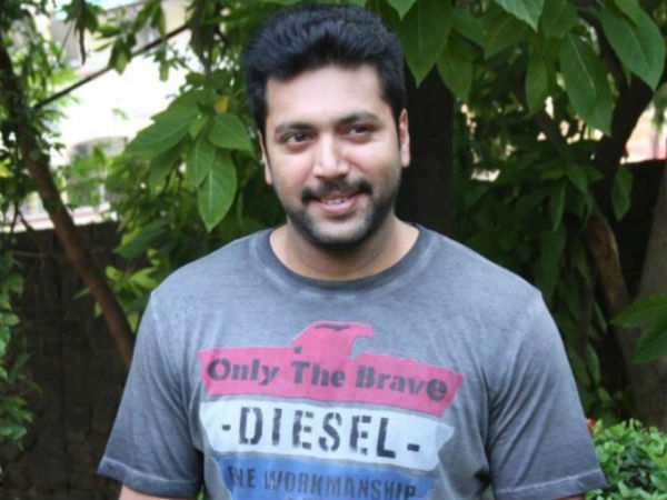 Jayam Ravi's speech at Tharkappu audio launch
