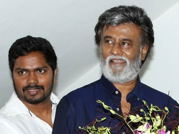 Rajini stunned his Kabali director