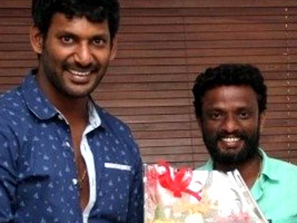 Vishal - Pandiraj film titled as Kathakali