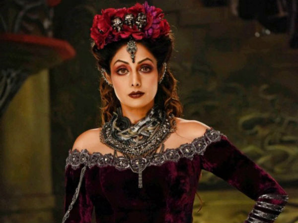 Puli Watch With Your Kids & Friends to the Nearest Theater - says Sridevi