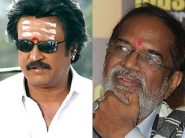 I will invite Rajini to spiritual meetings - Gangai Amaran