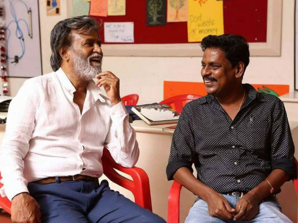 Kabilan's experience with Rajini at Kabali shoot