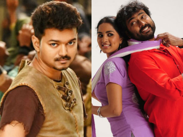 Kathukutty to clash with Puli