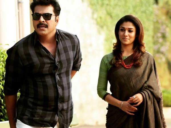 Nayanthara breaks her rule for Mammootty film