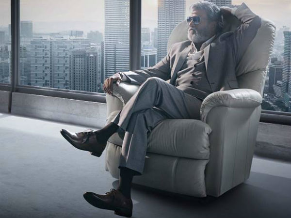 Rajini's Kabali on April 14?