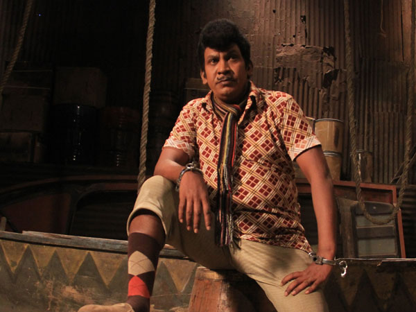 Cheating case against Vadivelu