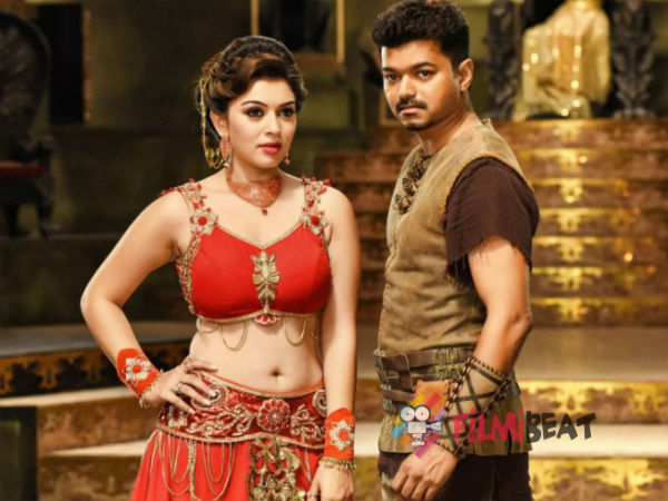 Puli movie on online shock producers and the fans