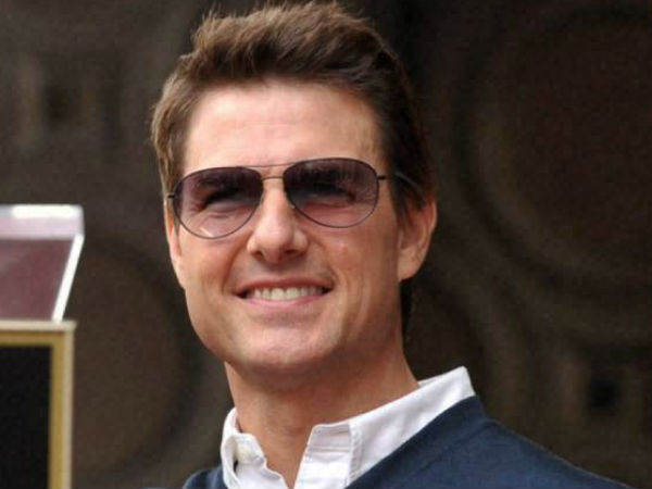 Tom Cruise Absent From his Daughter's Wedding