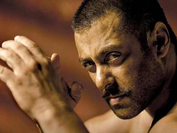 Salman Khan's Sultan First Look Out
