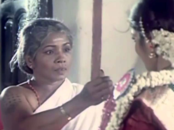 Suganya pays rich tributes to Manorama