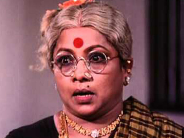 Aachi Manorama made us laugh with a painful heart!