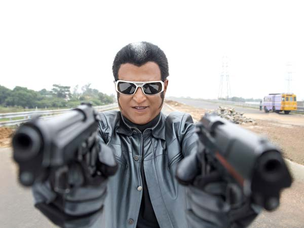 Motion capturing 3 D techniques for Enthiran 2