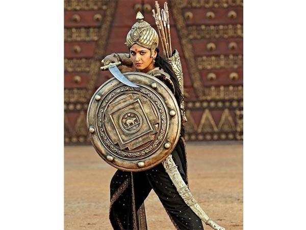 Rudramadevi rocks at AP, Telangana BO!