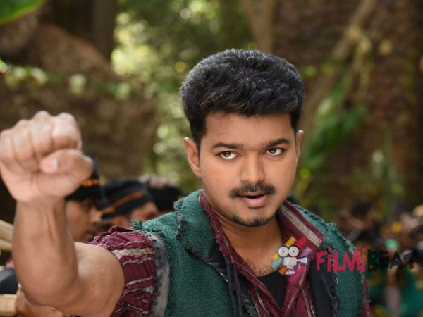 Puli box office: Official announcement