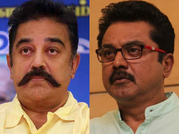 Kamal Hassan is a Thankless fellow, says Sarathkumar