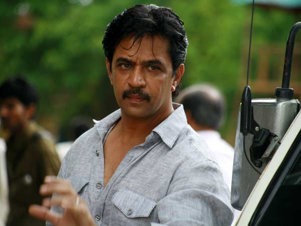 Arjun as Intelligence Officer in an Untitled Movie