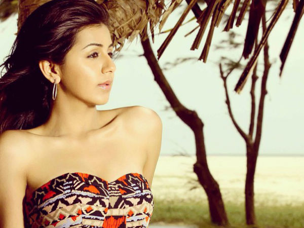 Nikki Galrani finds beating up people as so much fun