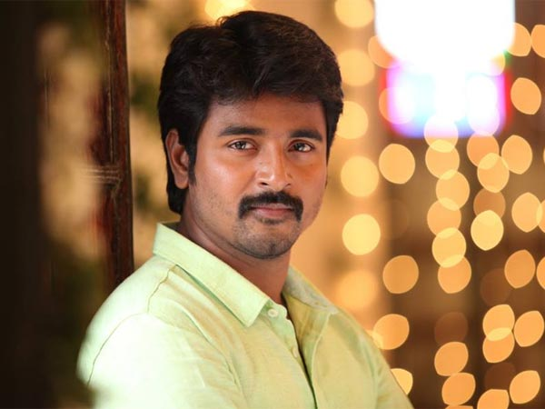 Sivakarthikeyan starts new movie shooting
