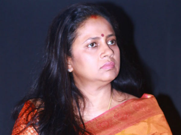 Lakshmi Ramakrishnan sends legal notice to Vijay TV