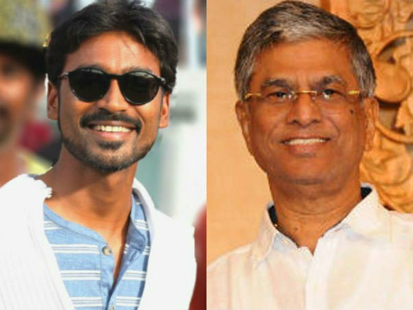 SA Chandrasekhar Plays Dhanush Father