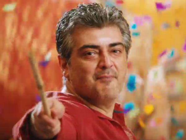 Ajith's Vedhalam gets clean 'U', to hit screens on November 10th