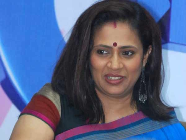 Lakshmi Ramakrishnan's comments on entertainment tax