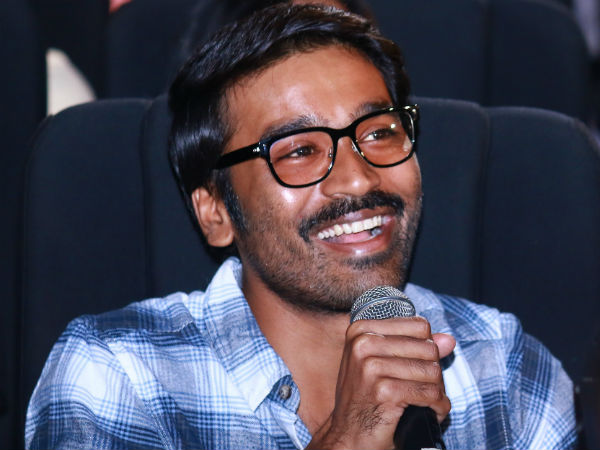 Dhanush signs a record deal with Escape Artist