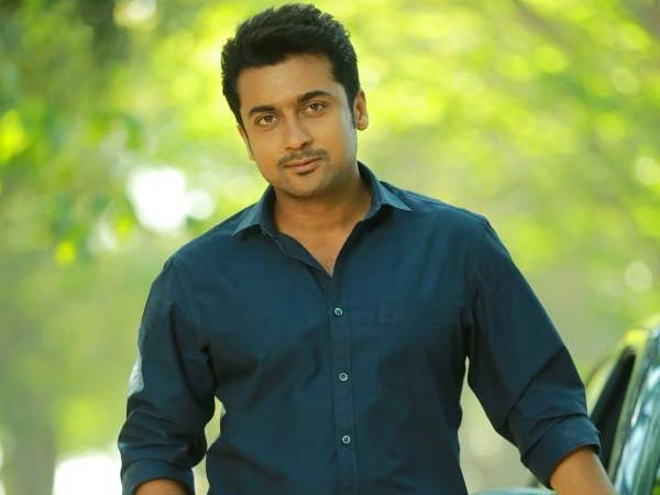 Surya's 24 Shooting Wrapped Up