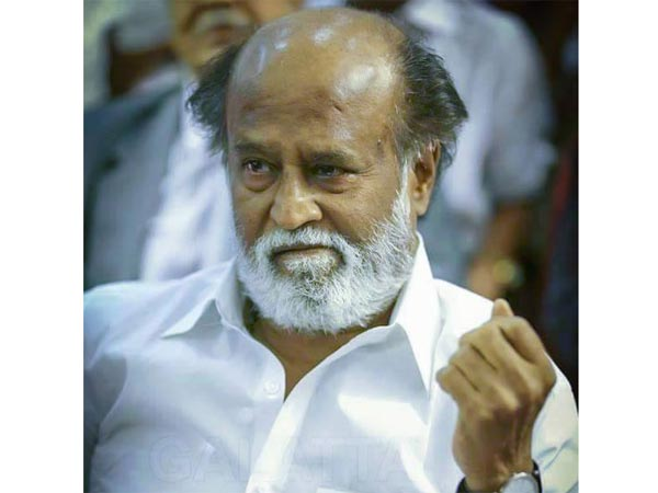 Rajini to watch 'For The Love Of A Man'