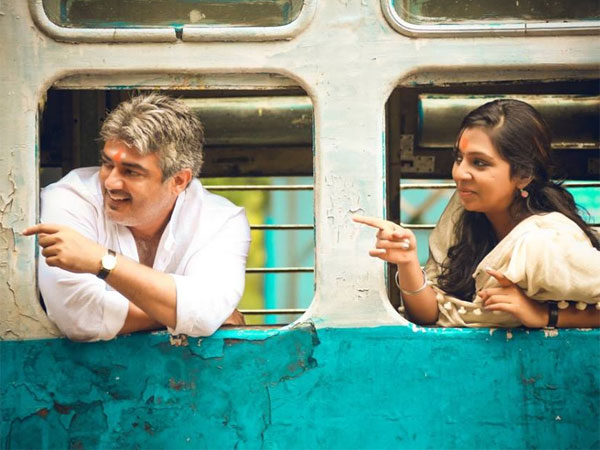 Vedalam based on brother - Sister sentiment